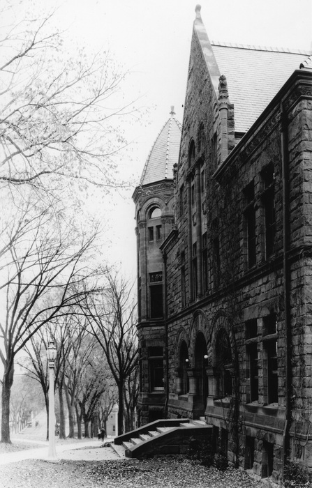 1893 Law Building