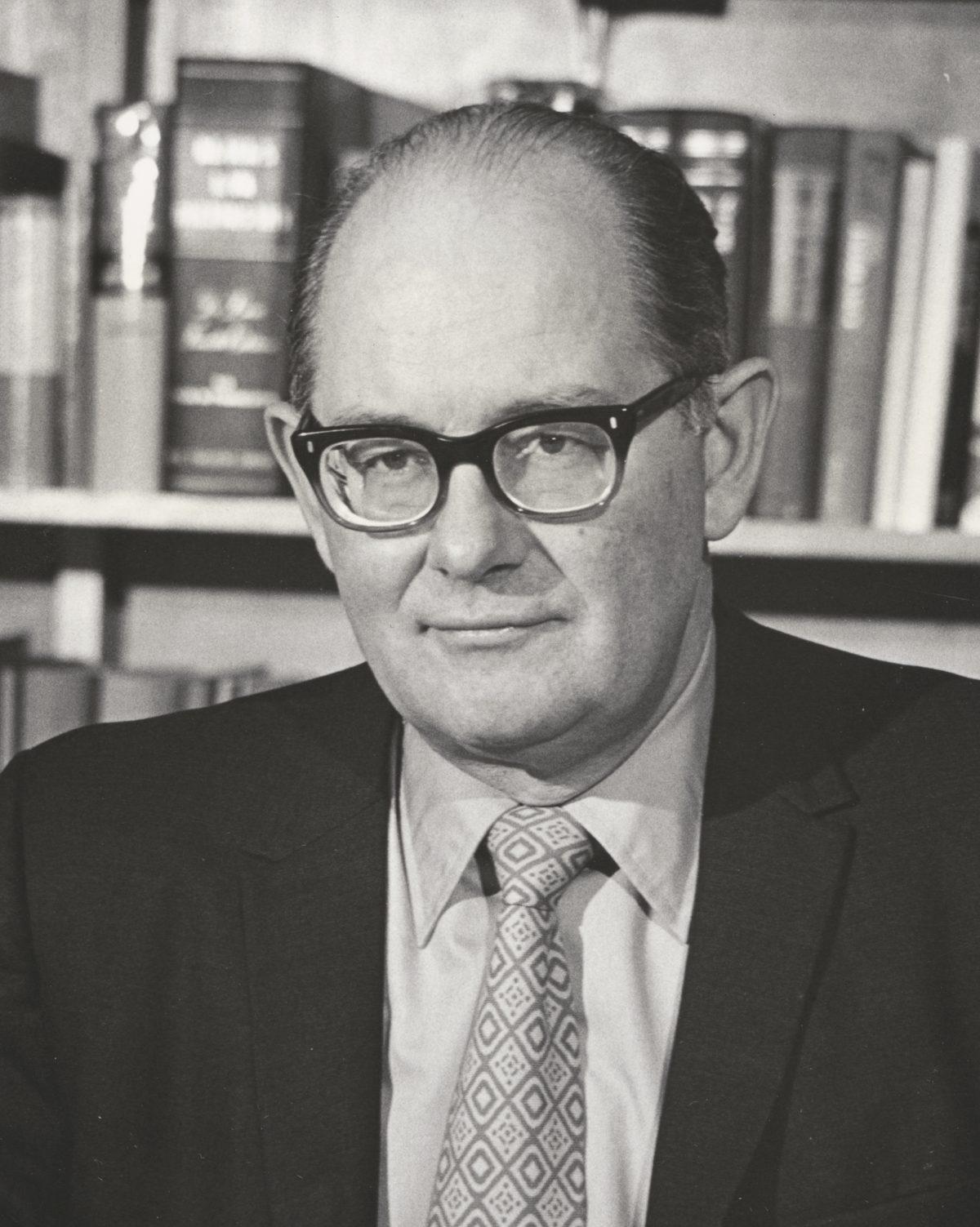 Dean Spencer L. Kimball
