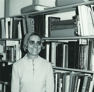 Professor Marygold Melli