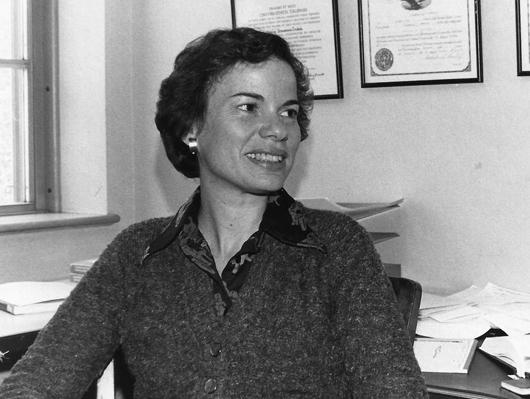 Professor Louise Trubek